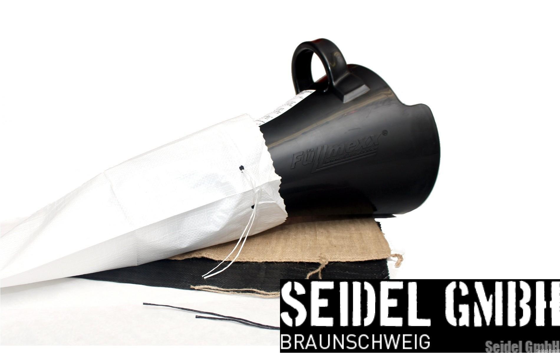 Sandsackfülltrichter Fülltrichter Füllmexx FM160