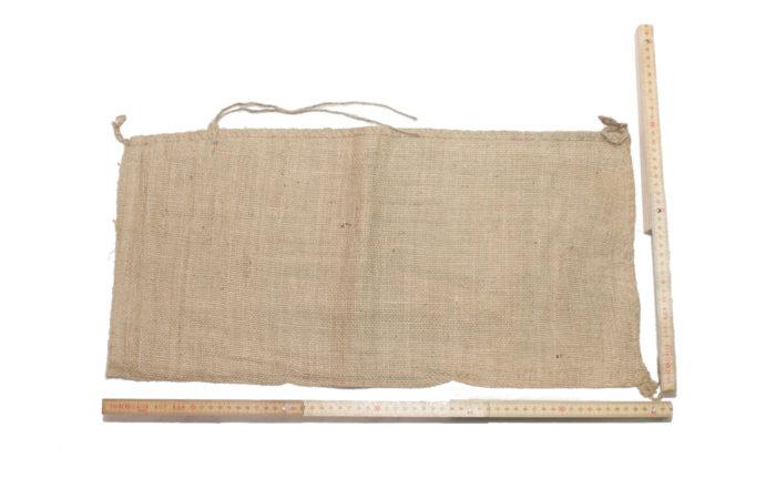 Sandsäcke Jute leer Jutesandsäcke ungefüllt 30x60 cm
