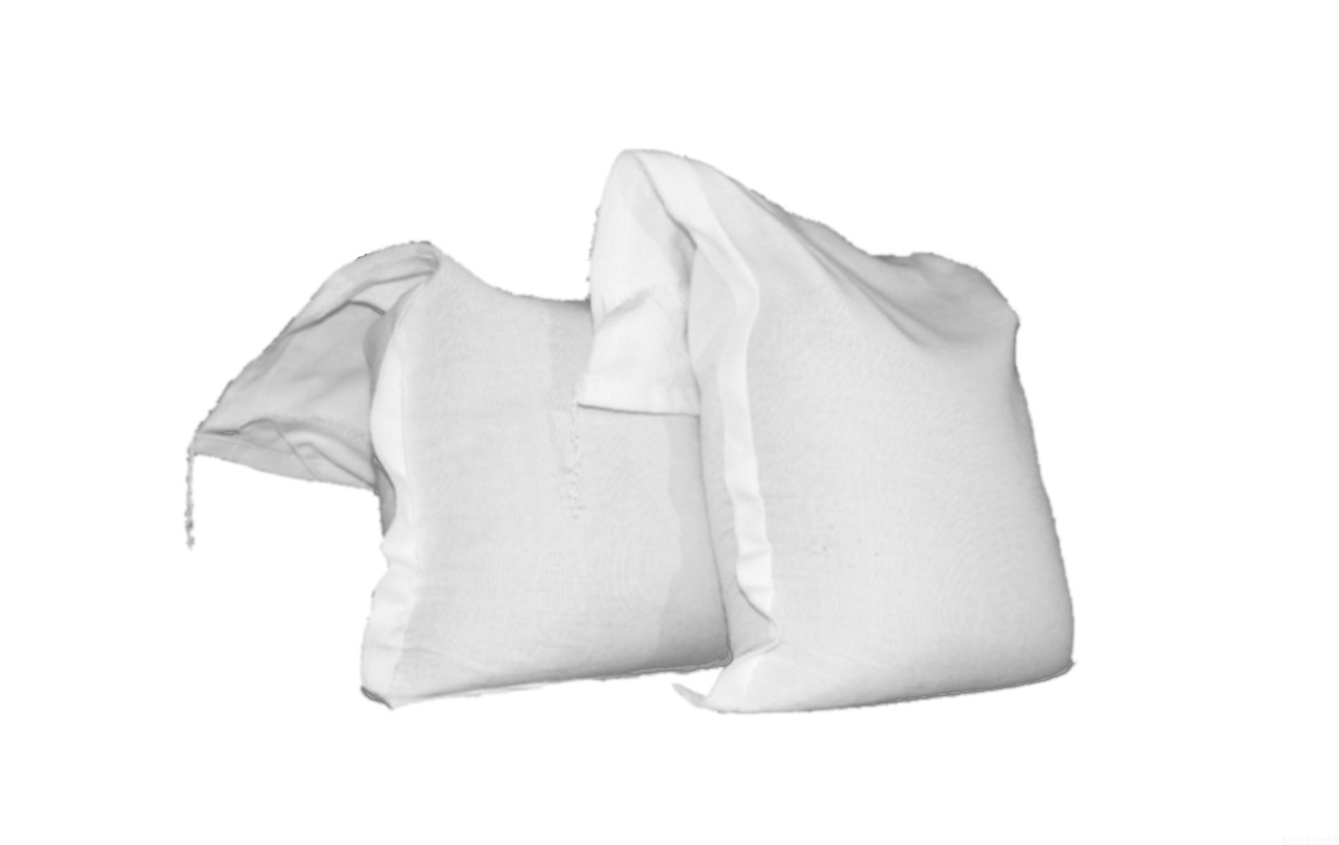 Ballastierung mit Spezialsäcken wie unsere PAC Ballstsäcke Polyacryl PAC-Ballastsack
