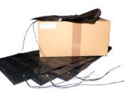Sandsäcke PP leer PP-Sandsäcke schwarz ungefüllt