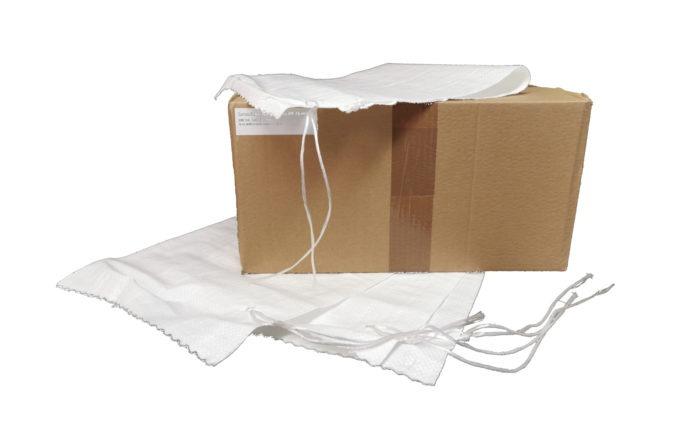 PP Sandsäcke PP weiß ungefüllt PP-Sandsäcke weiß