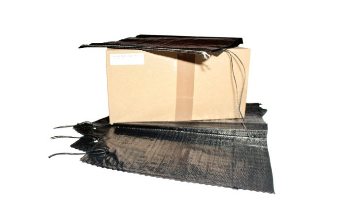 Sandsäcke PP 40x60 cm leer PP-Sandsäcke schwarz ungefüllt