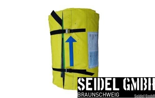 LENOIR Wassersperre zum Um- und Ableiten von Oberflächenwasser oder als mobile Staustufe zur Löschwasserentnahme
