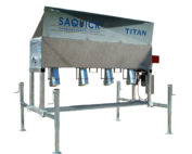Sandsackfüllmaschine SAQUICK TITAN 2400