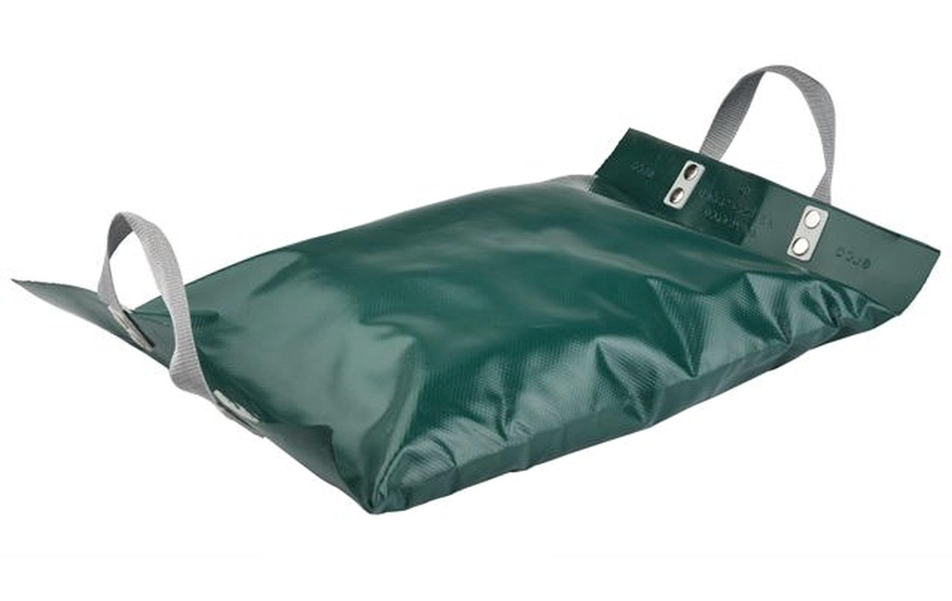 Ballastierung mit Spezialsäcken, z. B. TREVIRA Ballastsäcke