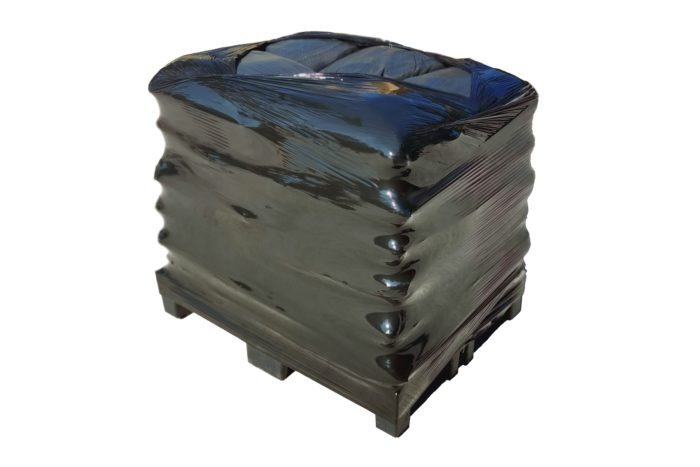 Notfall-Set Sandsaecke PP schwarz 30x60 cm für Privat-Haushalte und Firmen